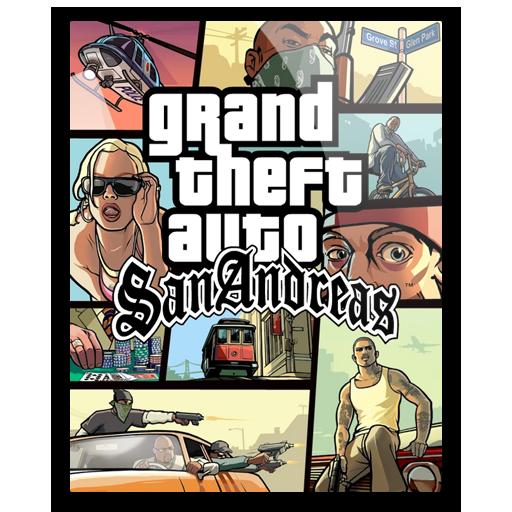 Icon GTA San Andreas.