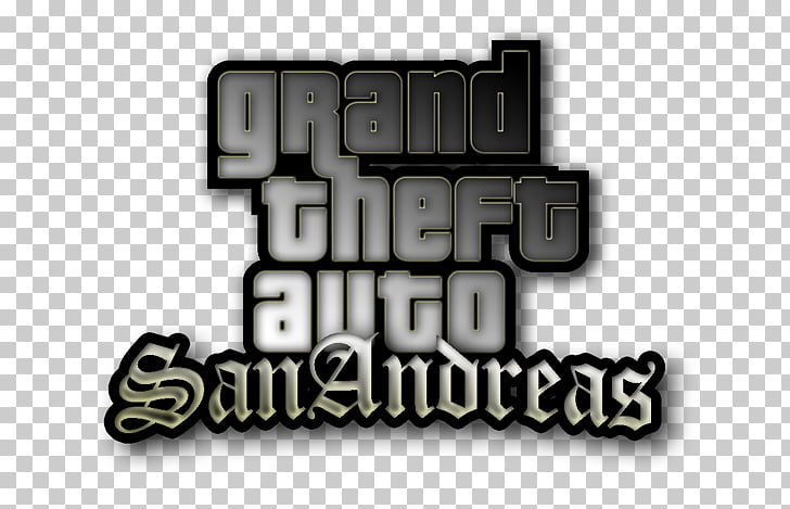 Grand Theft Auto: San Andreas Logo Rockstar Games Video.