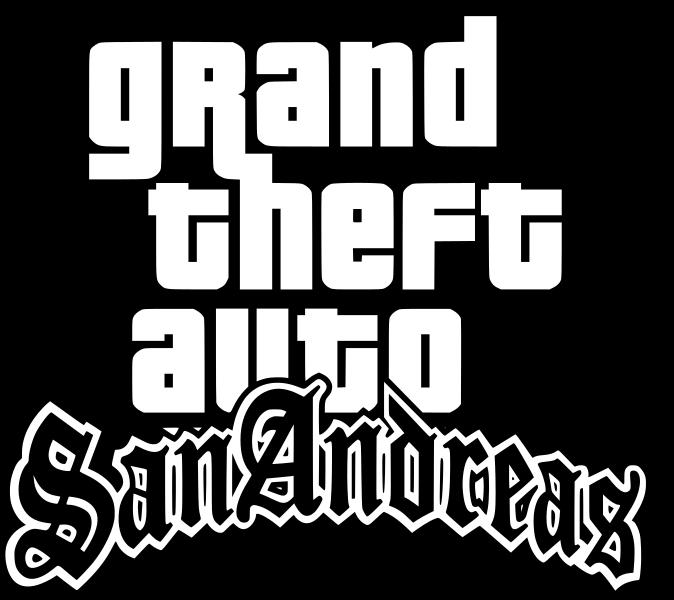 File:Grand Theft Auto San Andreas logo.svg.