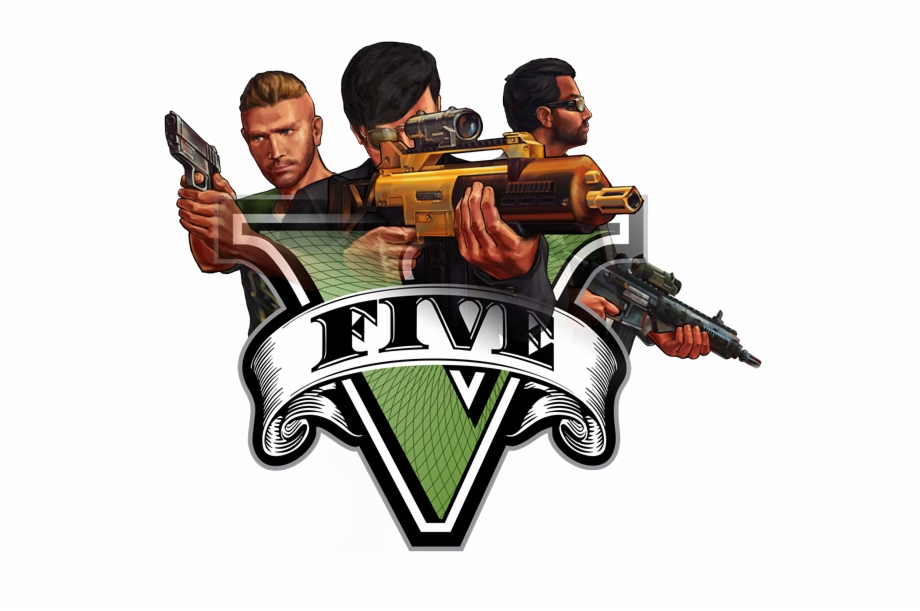 Grand Theft Auto V Png Clipart.