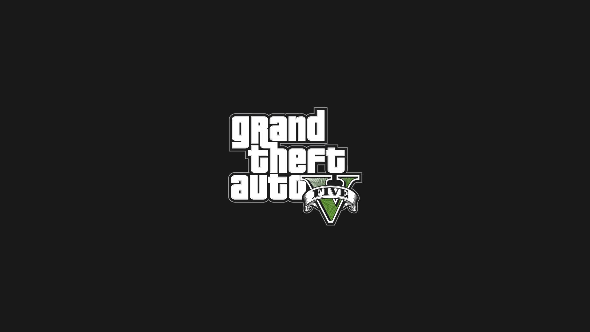 GTA V Logo.