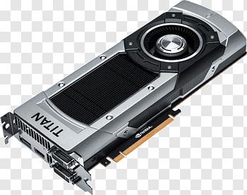 Nvidia Geforce Gtx 1080 Ti cutout PNG & clipart images.
