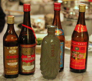 The Iron Chevsky Wine Blog: Shaoxing rice wine.