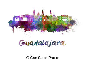 Guadalajara Illustrations and Clip Art. 83 Guadalajara royalty.