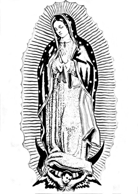 1000+ images about Our Lady of Guadalupe on Pinterest.