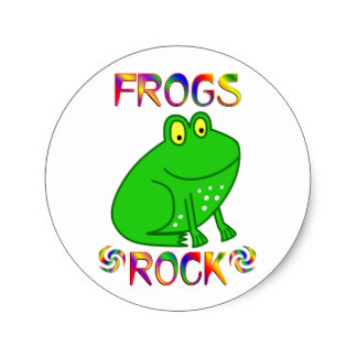 Rock Frogs Gifts on Zazzle.