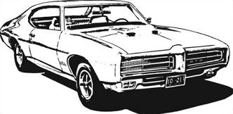 Free GTO Clipart.
