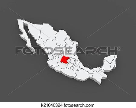 Guanajuato art clipart.
