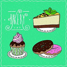 馅饼,蛋糕,巧克力高清图库素材免费下载(图片编号:6689922).