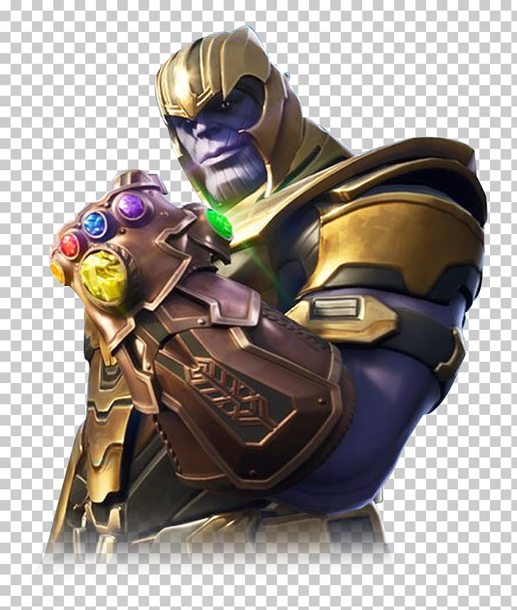 Thanos Fortnite Battle Royale YouTube The Infinity Gauntlet.