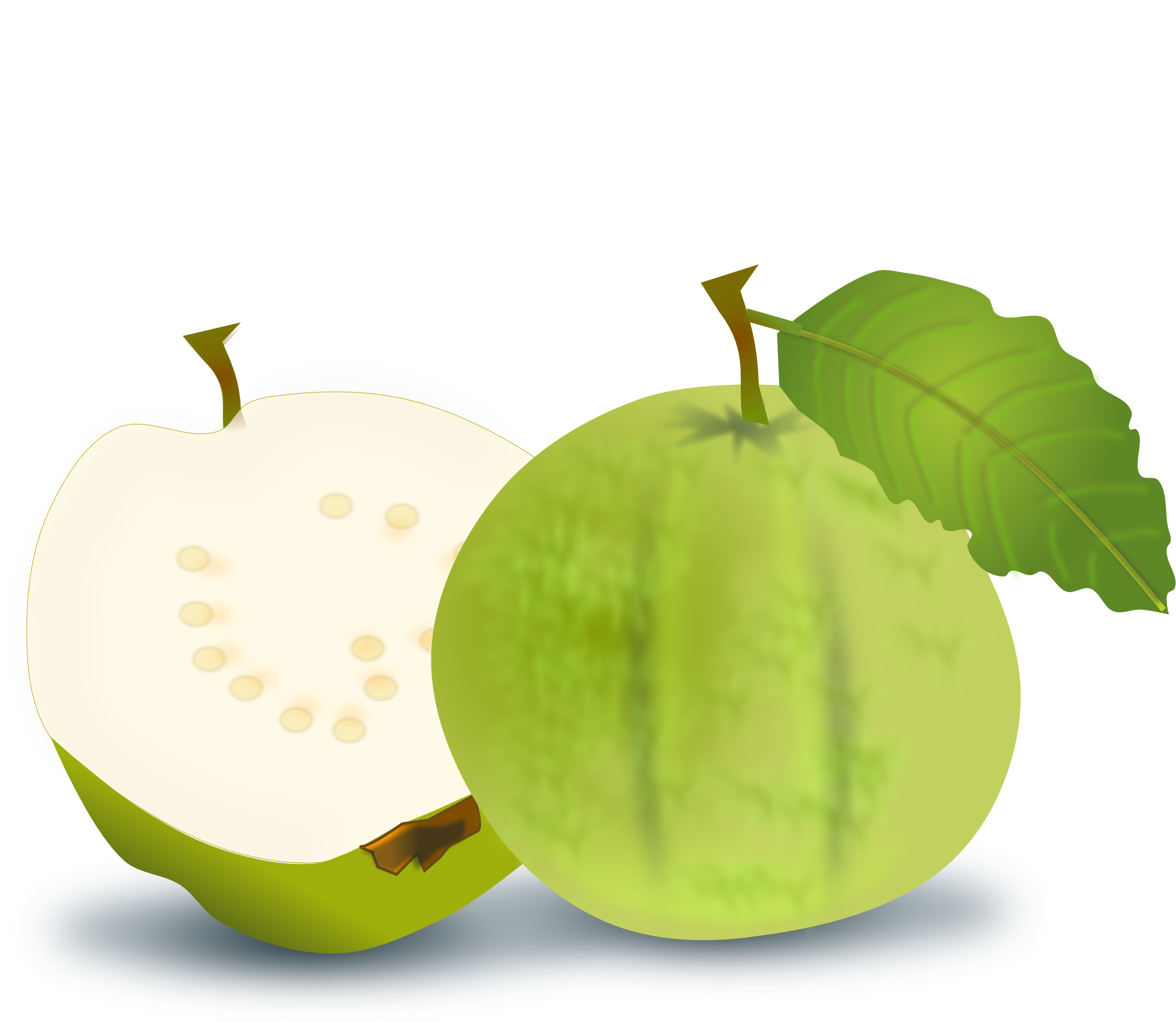 Guava Clipart.