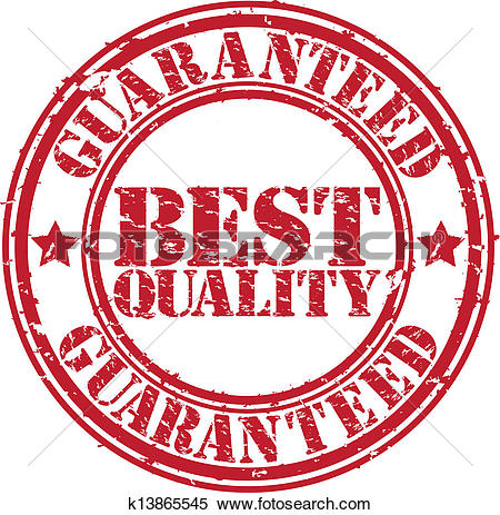 Clipart of Best quality guaranteed golden labe k13161234.