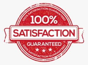 Satisfaction Guaranteed PNG Images.