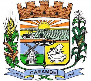 Carambeí.