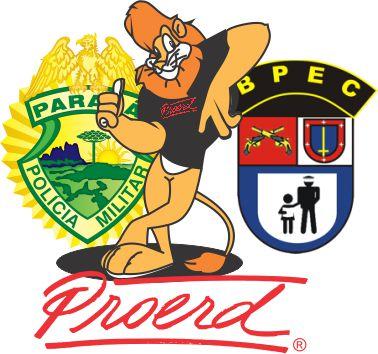 BPEC realiza formatura do PROERD em Guaraqueçaba.