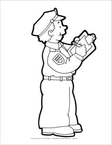 Guard clipart black and white 3 » Clipart Station.