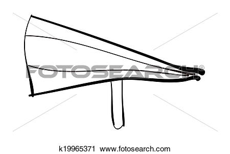 Clipart of A view of guard rail k19965371.
