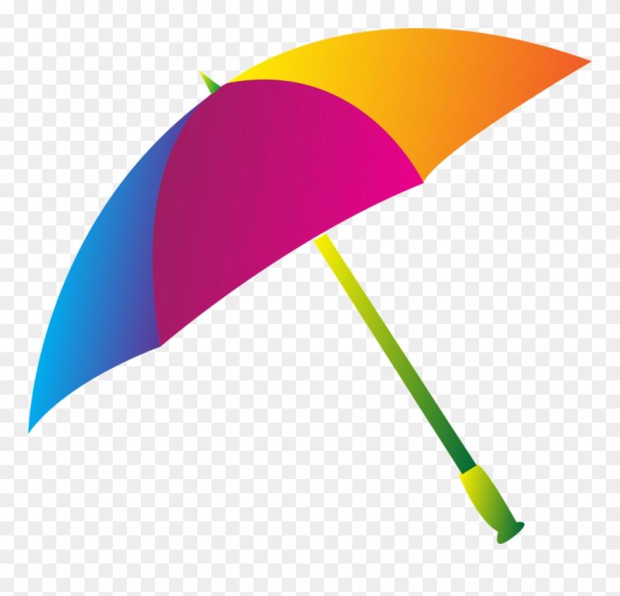 Umbrella, Color, Rain, Colorful, Water, Autumn, Nature.