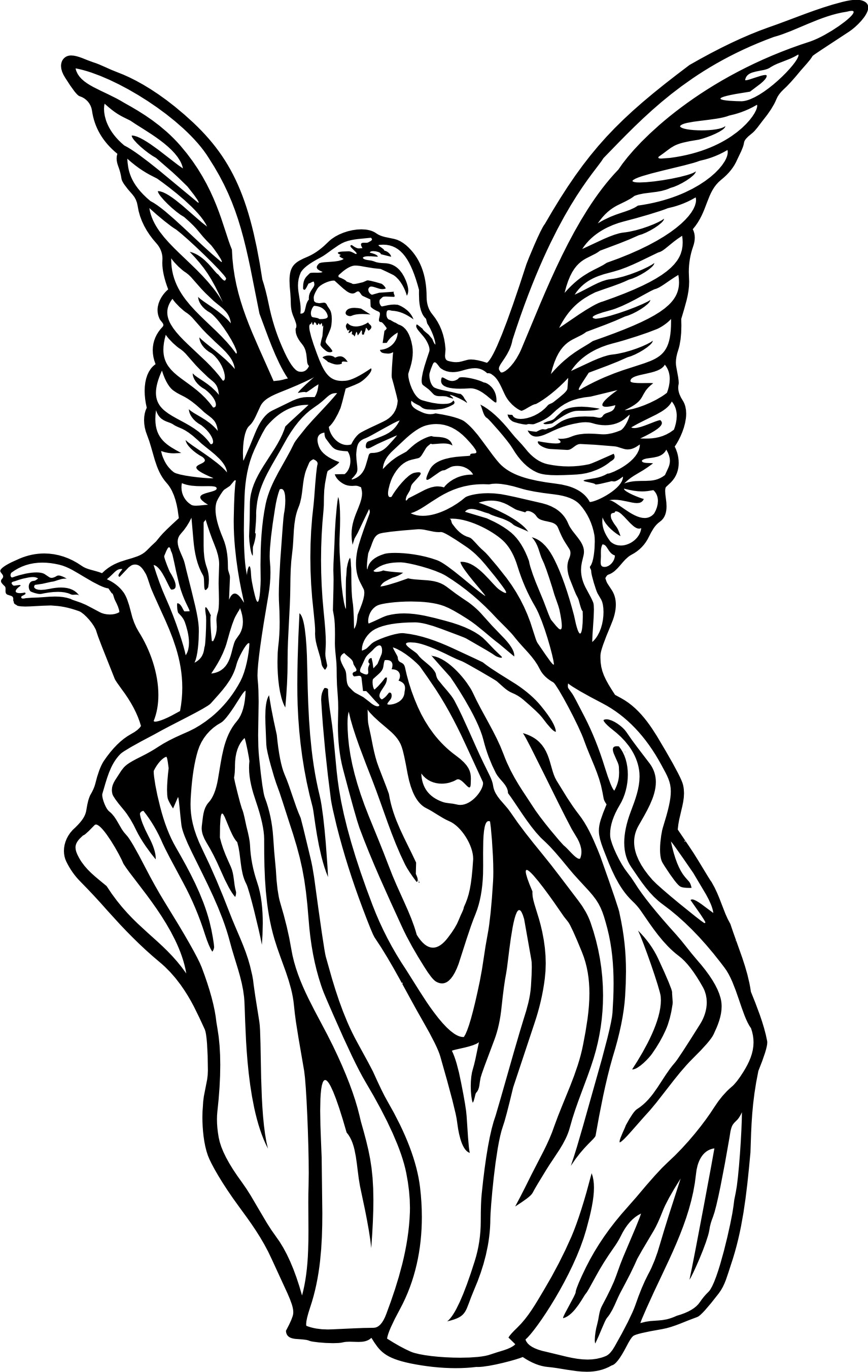 Guardian Angels Drawings Angel Clipart Guardian Angel.