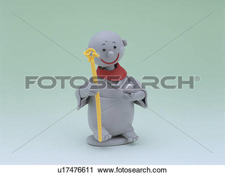 Stock Photography of The Guardian Deity Of Children u17476611.