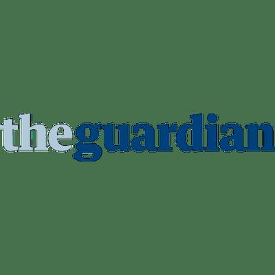 The Guardian Logo transparent PNG.