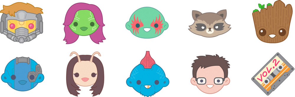 Guardians of the galaxy clipart 5 » Clipart Station.