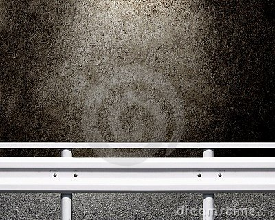Guardrail Stock Illustrations.