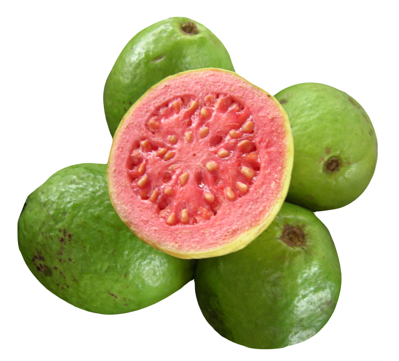 Guava PNG Image.