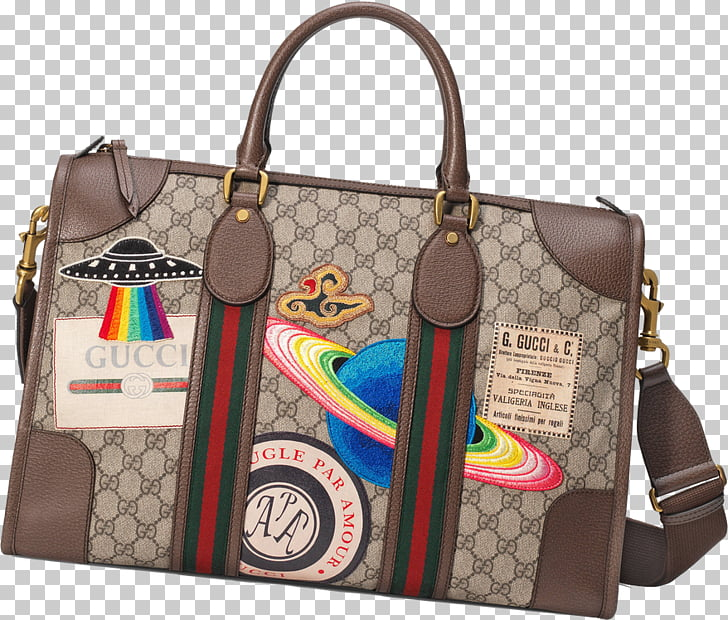Duffel Bags Gucci Fashion, bag PNG clipart.