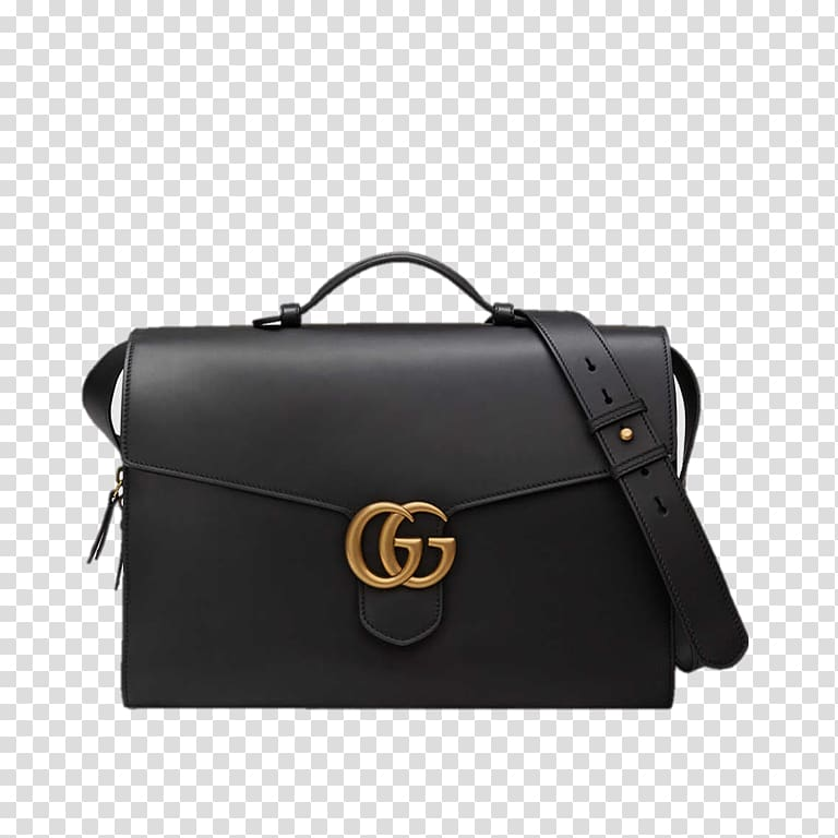 Gucci Bag Briefcase Leather Fashion, bag transparent.