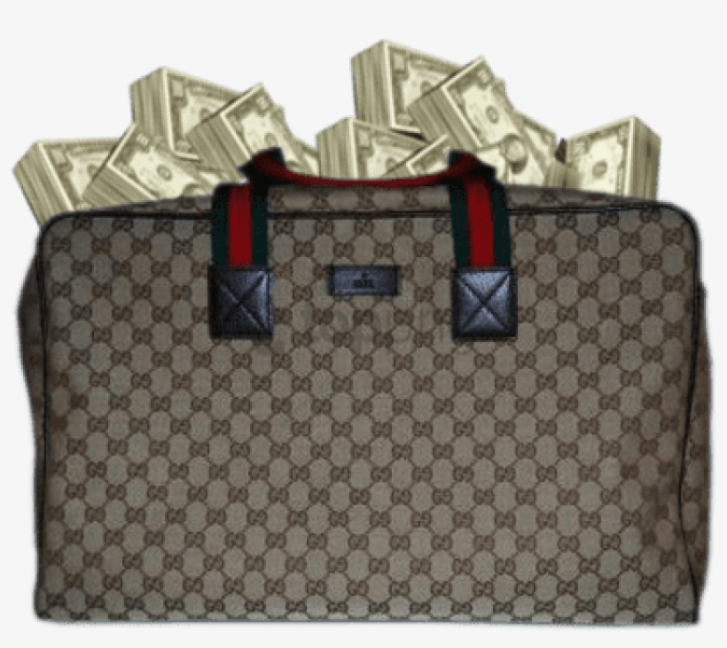 Gucci Bag Money Png.