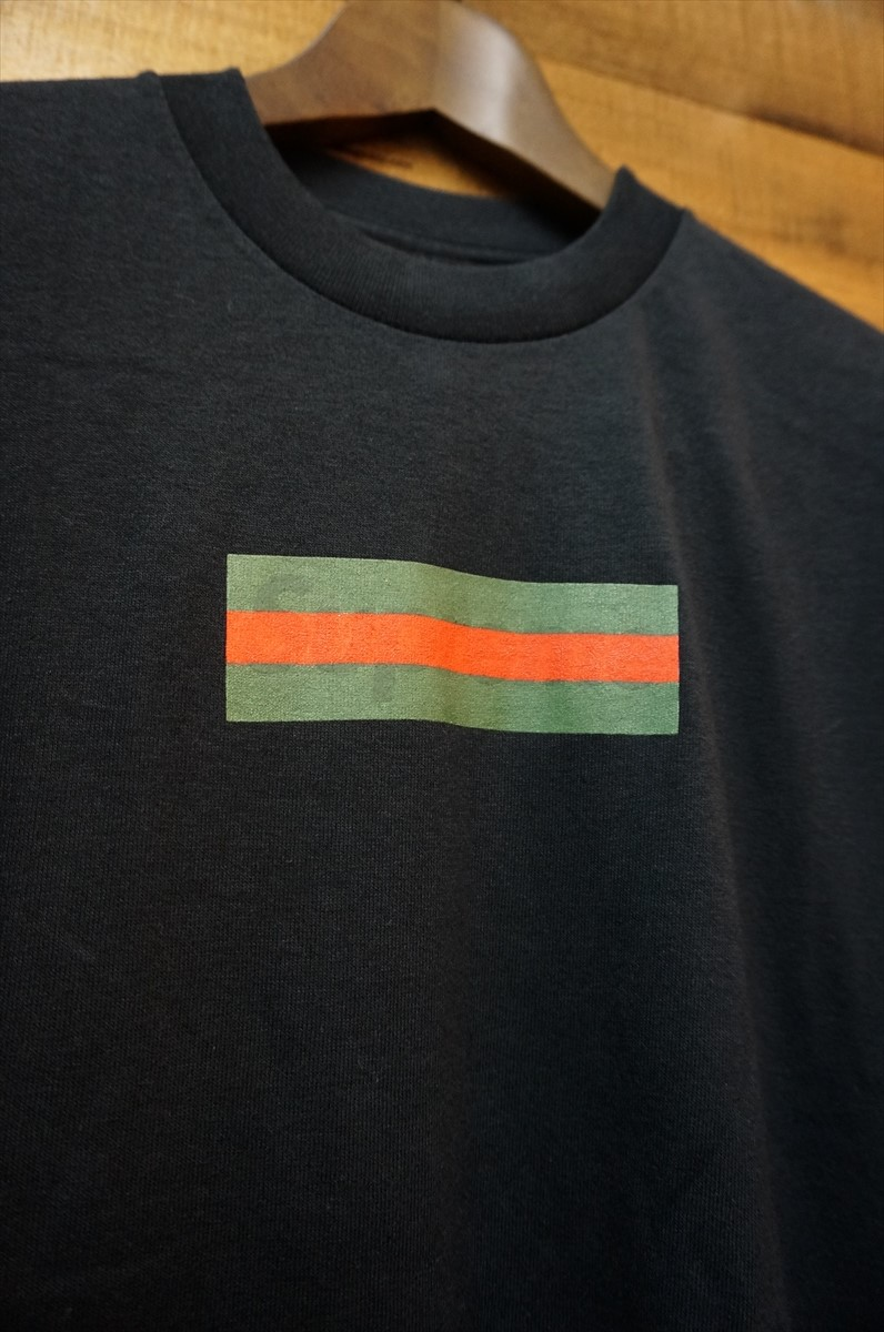 SUPREME Supreme GUCCI BOX LOGO TEE black.