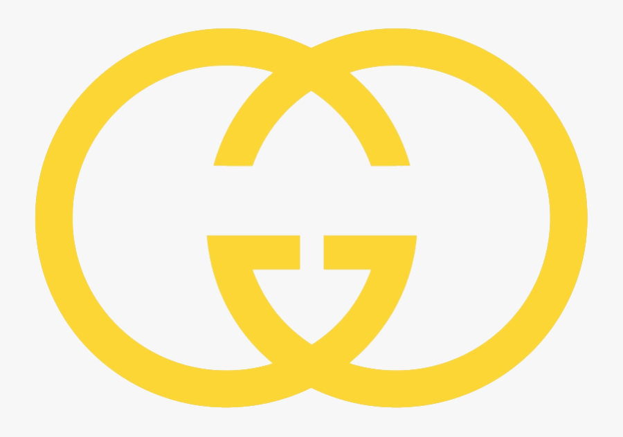 Gucci Logo With Black Background , Free Transparent Clipart.