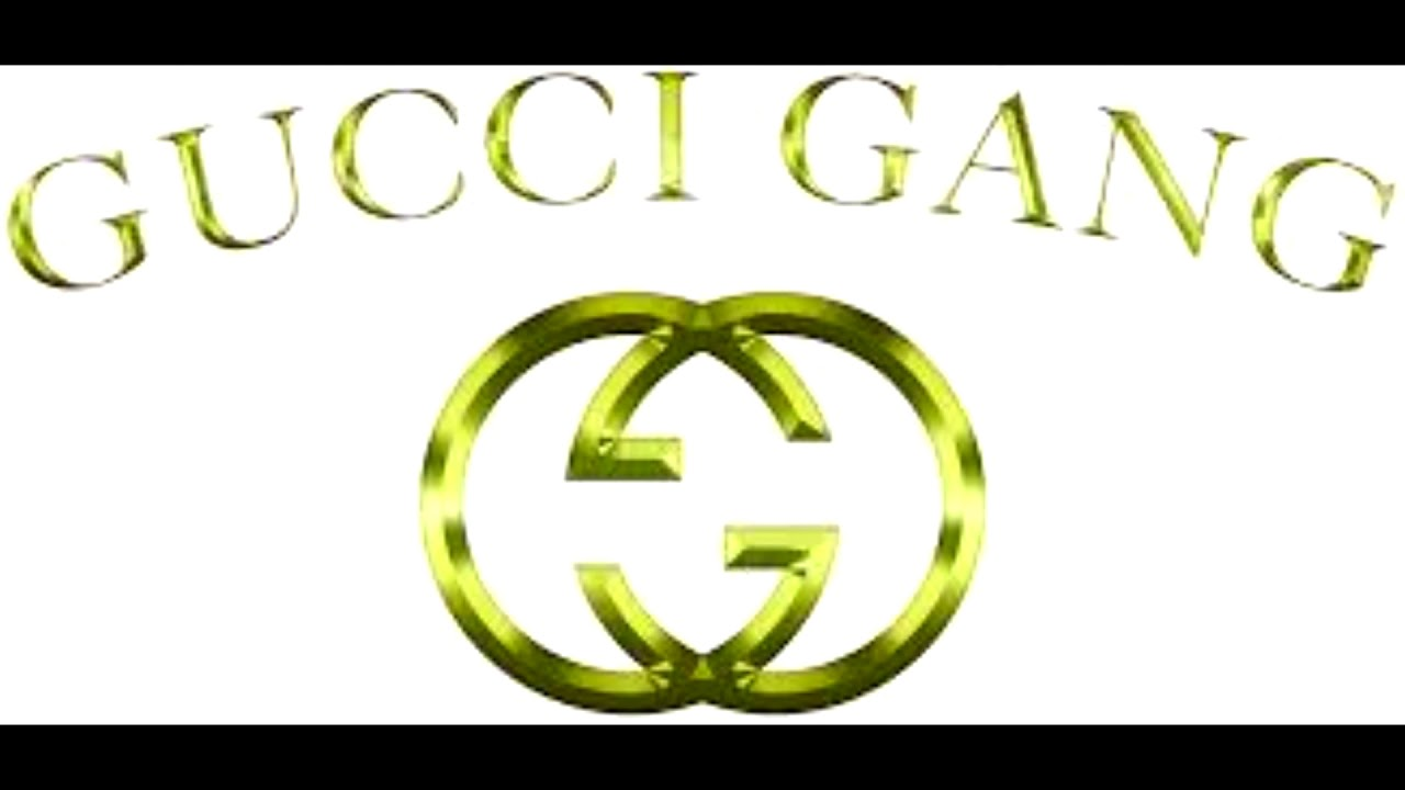 Gucci gang Logos.