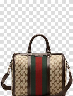 Gucci Fashion design Handbag, bag transparent background PNG.