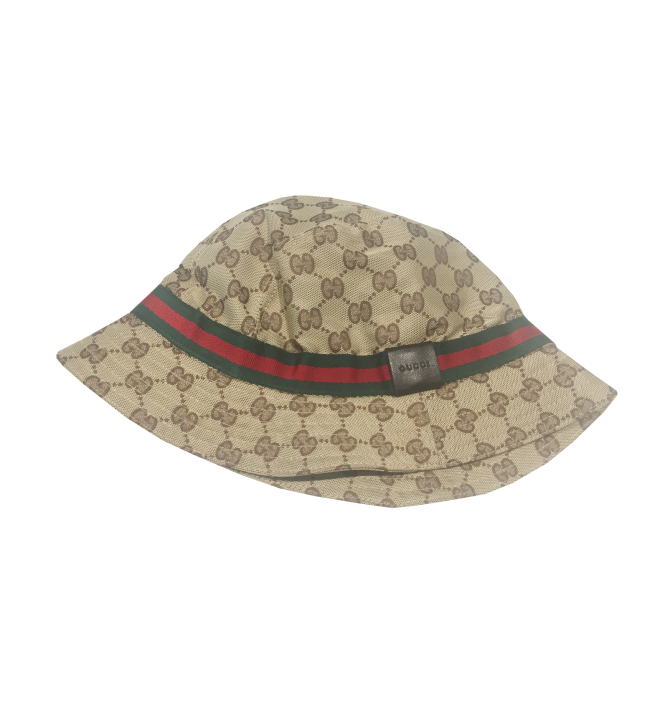 Hat monogram GUCCI.
