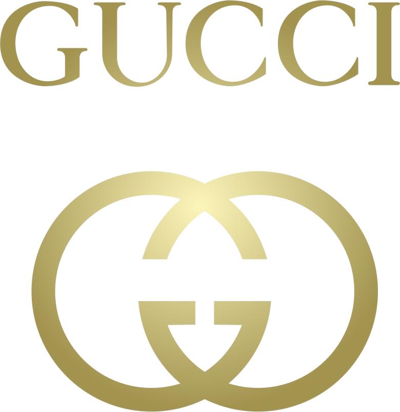 Gucci logo PNG.