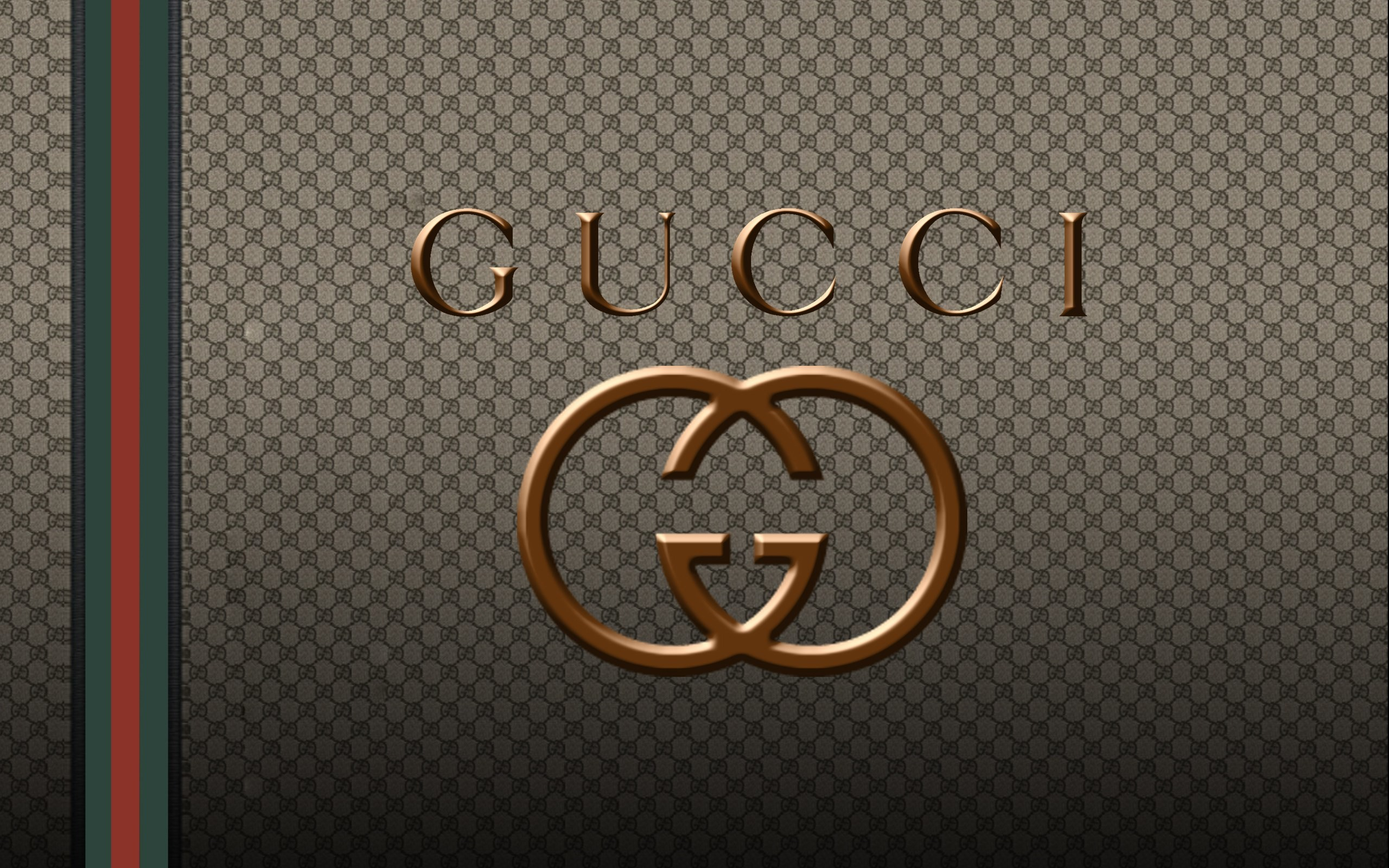 85+ Gucci Logo Wallpapers on WallpaperPlay.