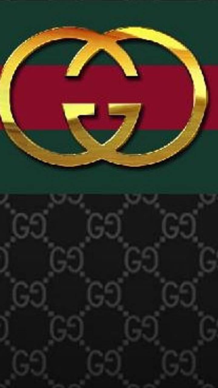Gucci logo wallpaper by Andreiul2.