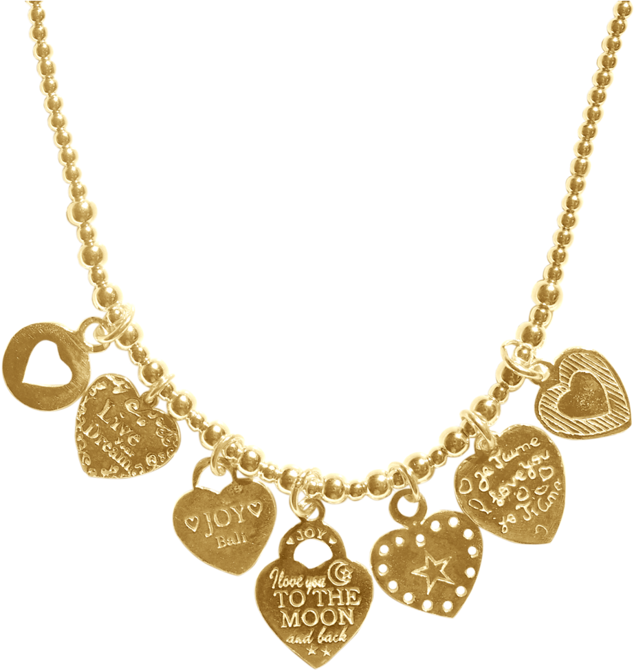 Bling Necklace Png.