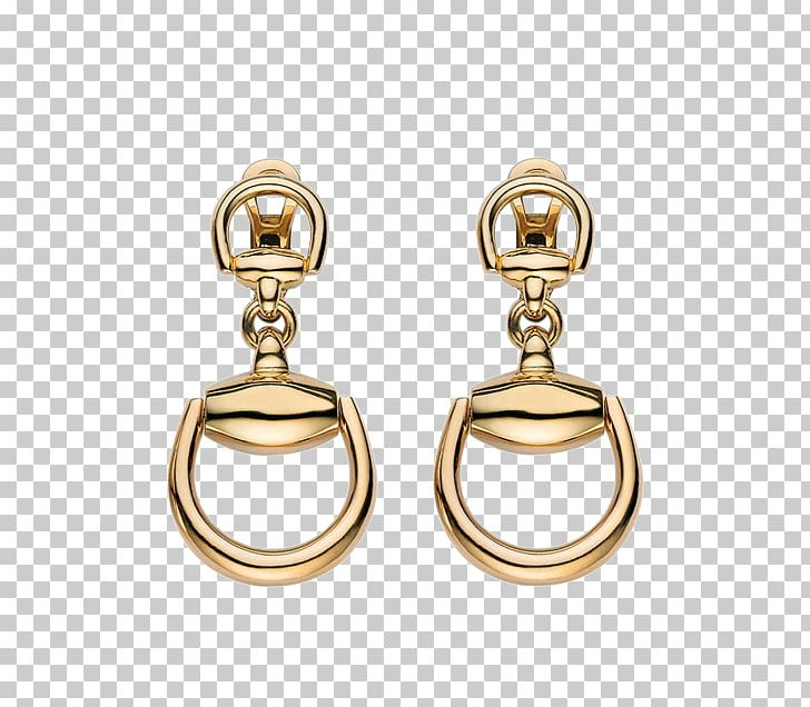 Earring Jewellery Colored Gold Gucci PNG, Clipart, Body.