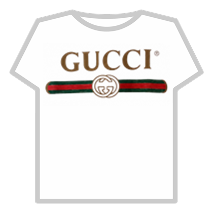 Library of gucci t shirt logo png black and white download.