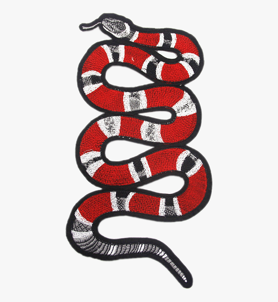 Gucci Clipart Snake.