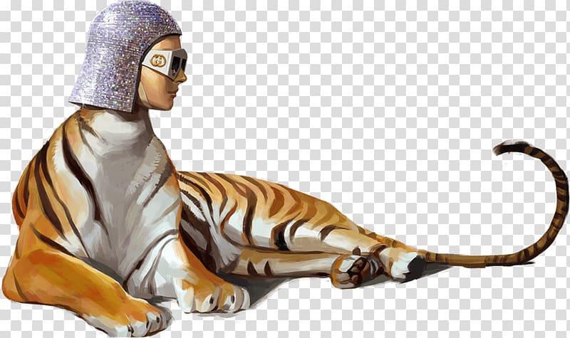Gucci Fashion Artist Hypebeast, Gucci tiger transparent.