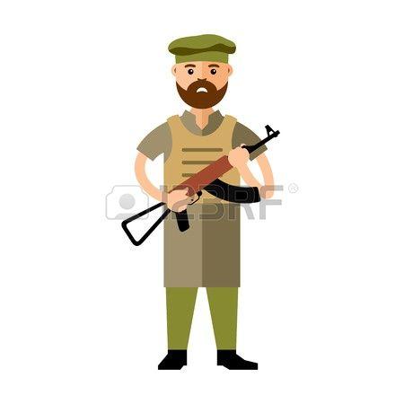 135 Guerrilla War Stock Vector Illustration And Royalty Free.