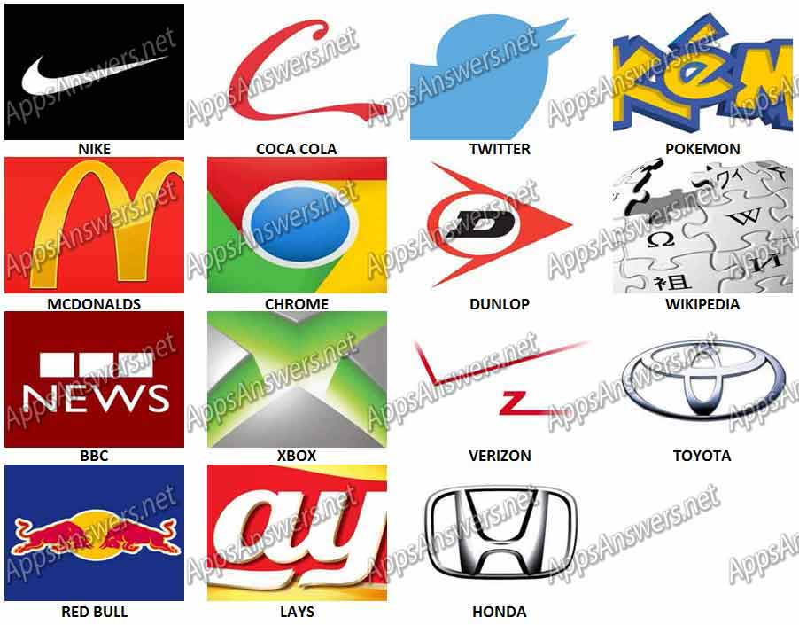 Whats The Logo Answers.