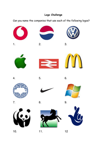 Guess the logo.