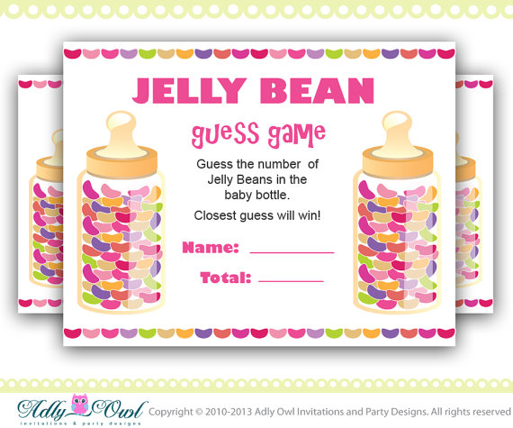 15% OFF SPRING SALE Colorful Jelly beans guess game how many.
