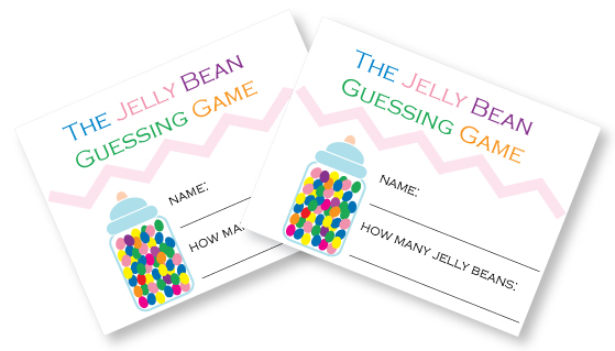 Easy Baby Shower Games With Printable Game Sheets.