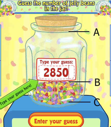 How to win the Jelly Bean Challenge, now showing my strategies for.